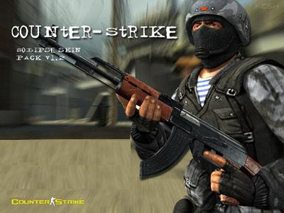 CS 1.6 - Описание игры Counter-Strike